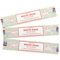 Incense Satya White Sage