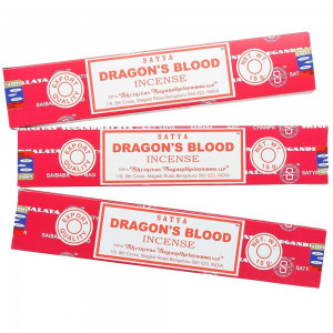 Incense sticks - Satya Dragon blood 15g