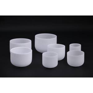 Crystal singing bowls Chakra: 7 bowls