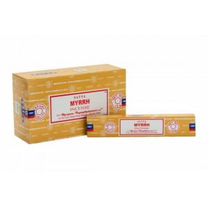 Incense Satya Myrrh
