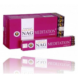 Incense - Golden Nag Meditation