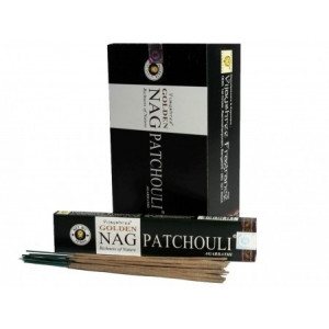 Incense - Golden Nag Patchouli