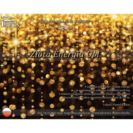 Złota Energia OM - mp3 (Bez Płyty)