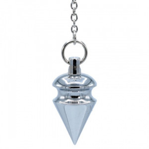 Pendulum brass chrome-plated 14g