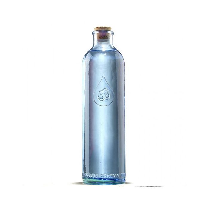 Butelka szklana do wody OM - Wdzięczność