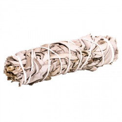 White Sage Smudge small wrapped ±20 g