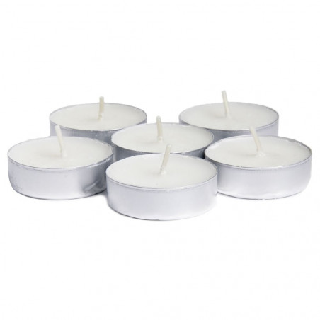 Pogrzewacze - białe 20 szt