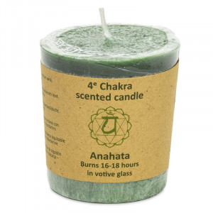 Green Candle - Heart Chakra