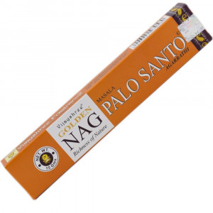 Incense - Golden Nag Palo Santo