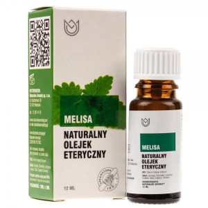 Natural oil Melissa Bactericide