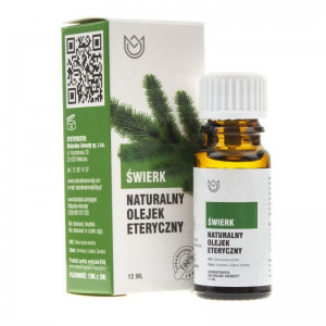 Natural Spruce Oil Stimulates the Body