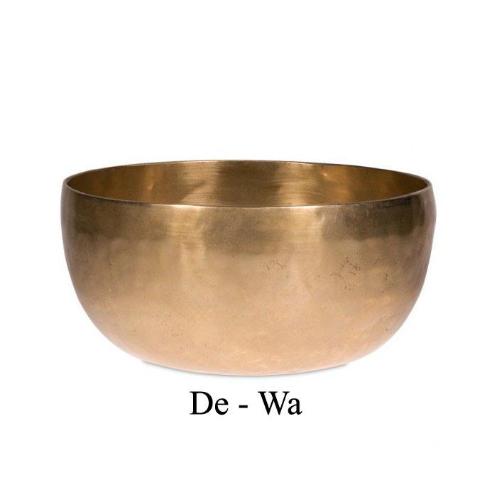 1600-1700g, 24cm Misa Tybetańska De-Wa