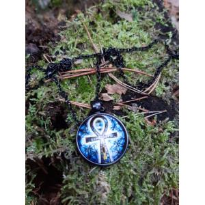 naszyjnik symbol ankh