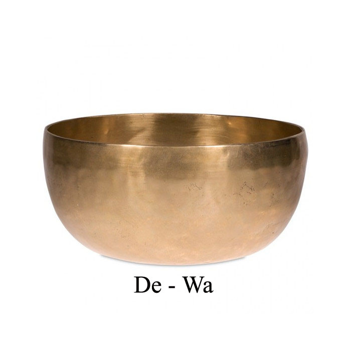 1050-1250g, 19 cm Misa Tybetańska De-Wa