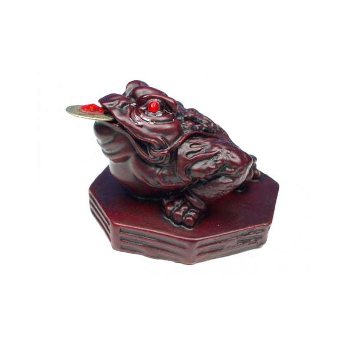 Statuetka Żaba - Bogactwo