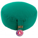 Meditation cushion: Dark Green