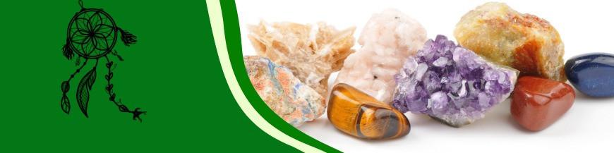 Kamienie i Minerały energia z ziemi