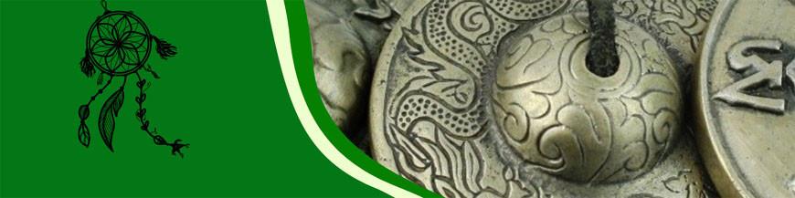 Dzwonki Tingshe - dzwonki tybetańskie