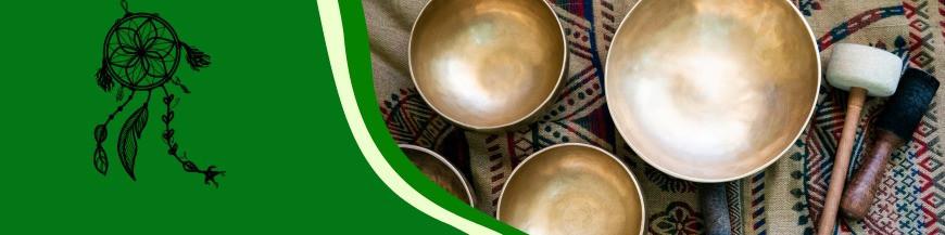 Misy tybetańskie - misy metalowe
