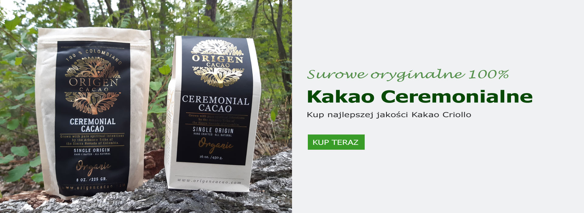 Kakao Ceremonialne 100%